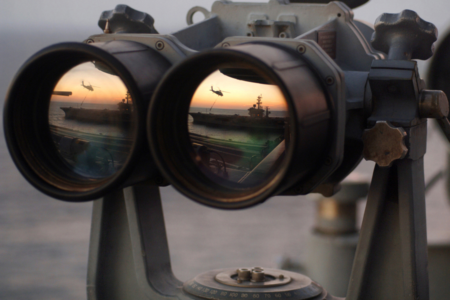 Binoculars or a Monocular: What's the Difference