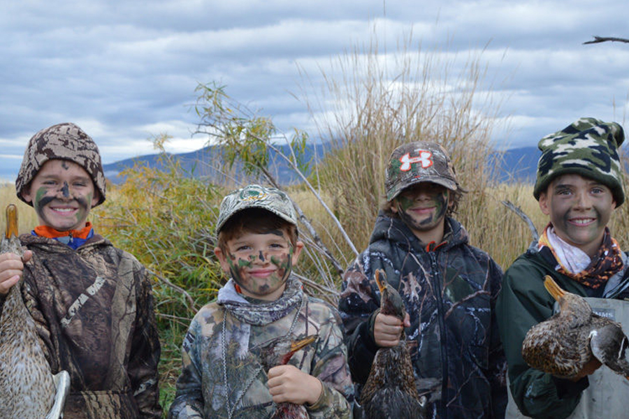 The Top 5 Reasons Why You Should Take Your Kids Hunting