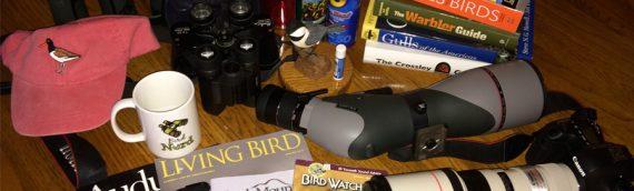 Bird Watching for Beginners: Birding Equipment