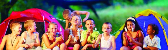 Top 5 Tips to Keep Kids Interested While Camping