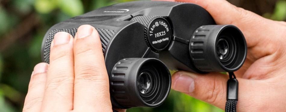 Aurosports 10×25 Binocular