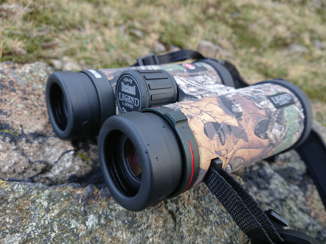 Bushnell Legend 10×42 binocular