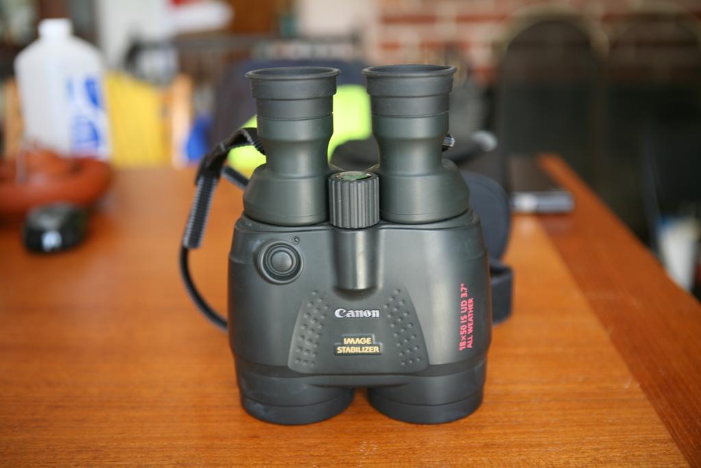 Canon 10x42 L Image Stabilization binocular