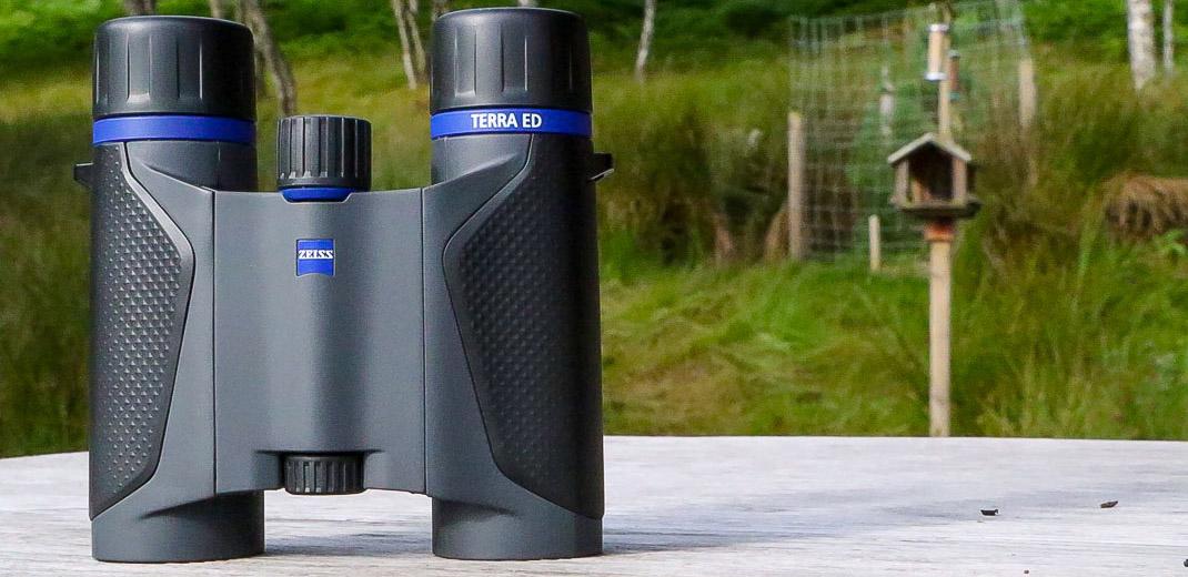 Zeiss Terra ED model 8 x 25 binocular
